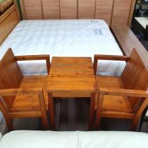 원목 협탁 테이블